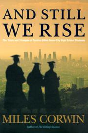 Cover art for AND STILL WE RISE