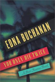 Book Cover for YOU ONLY DIE TWICE