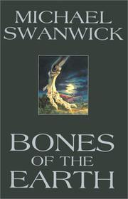 Cover art for BONES OF THE EARTH