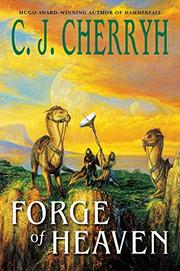 Cover art for FORGE OF HEAVEN