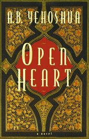 Cover art for OPEN HEART
