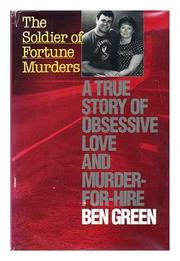 Cover art for THE SOLDIER OF FORTUNE MURDERS