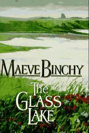 Book Cover for THE GLASS LAKE