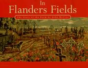 Book Cover for IN FLANDERS FIELDS