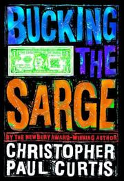 Cover art for BUCKING THE SARGE