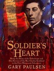 Cover art for SOLDIER'S HEART