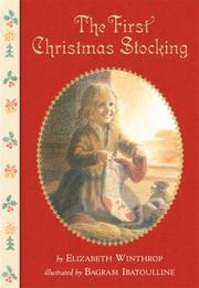 Cover art for THE FIRST CHRISTMAS STOCKING