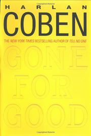 Cover art for GONE FOR GOOD