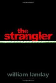 Cover art for THE STRANGLER
