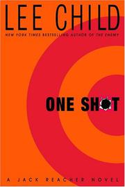 Book Cover for ONE SHOT