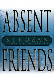 Cover art for ABSENT FRIENDS