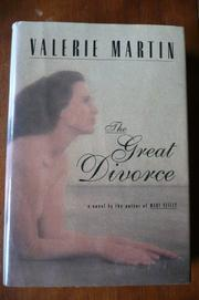 Cover art for THE GREAT DIVORCE
