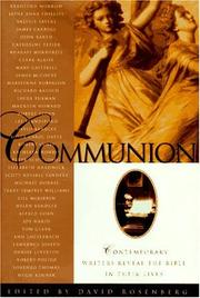 Cover art for COMMUNION