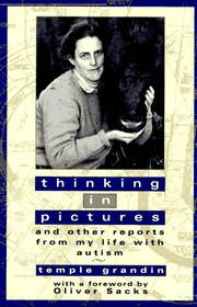 Book Cover for THINKING IN PICTURES