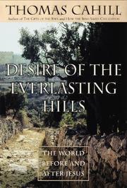 Book Cover for DESIRE OF THE EVERLASTING HILLS