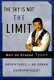 Cover art for THE SKY IS NOT THE LIMIT