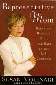 Cover art for REPRESENTATIVE MOM