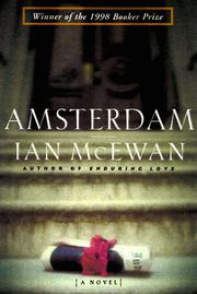Book Cover for AMSTERDAM