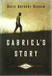 Cover art for GABRIEL'S STORY