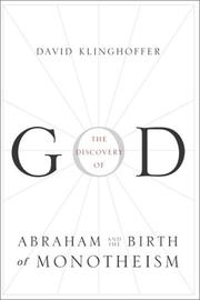 Book Cover for THE DISCOVERY OF GOD