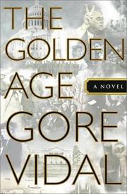 Cover art for THE GOLDEN AGE