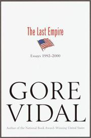 Book Cover for THE LAST EMPIRE