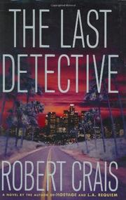 Cover art for THE LAST DETECTIVE