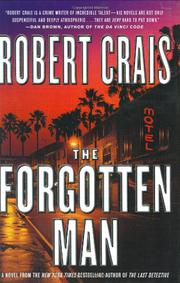 Cover art for THE FORGOTTEN MAN