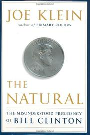 Cover art for THE NATURAL