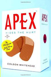 Book Cover for APEX HIDES THE HURT