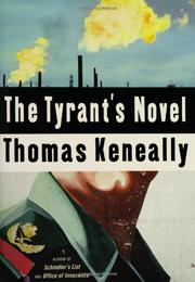 Cover art for THE TYRANT'S NOVEL
