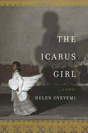 Cover art for THE ICARUS GIRL