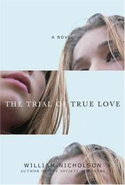 Cover art for THE TRIAL OF TRUE LOVE