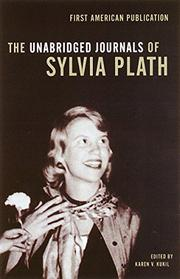 Cover art for THE JOURNALS OF SYLVIA PLATH