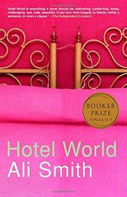 Cover art for HOTEL WORLD