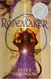 Book Cover for THE ROPEMAKER