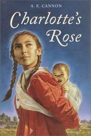 Cover art for CHARLOTTE'S ROSE