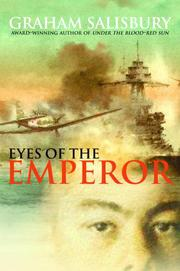 Cover art for EYES OF THE EMPEROR