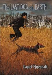 Cover art for THE LAST DOG ON EARTH