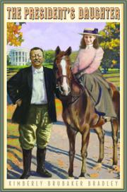 Cover art for THE PRESIDENT'S DAUGHTER