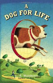 Book Cover for A DOG FOR LIFE