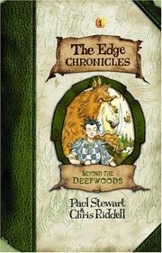 Cover art for BEYOND THE DEEPWOODS