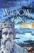 Cover art for THE WIDOW AND THE KING