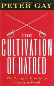 Book Cover for THE CULTIVATION OF HATRED