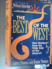 Cover art for THE BEST OF THE WEST 5