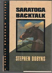 Book Cover for SARATOGA BACKTALK