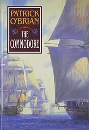 Cover art for THE COMMODORE