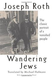 Cover art for THE WANDERING JEWS