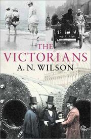 Cover art for THE VICTORIANS