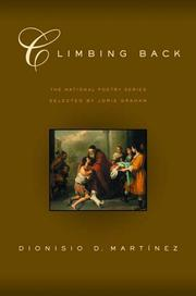 Book Cover for CLIMBING BACK
